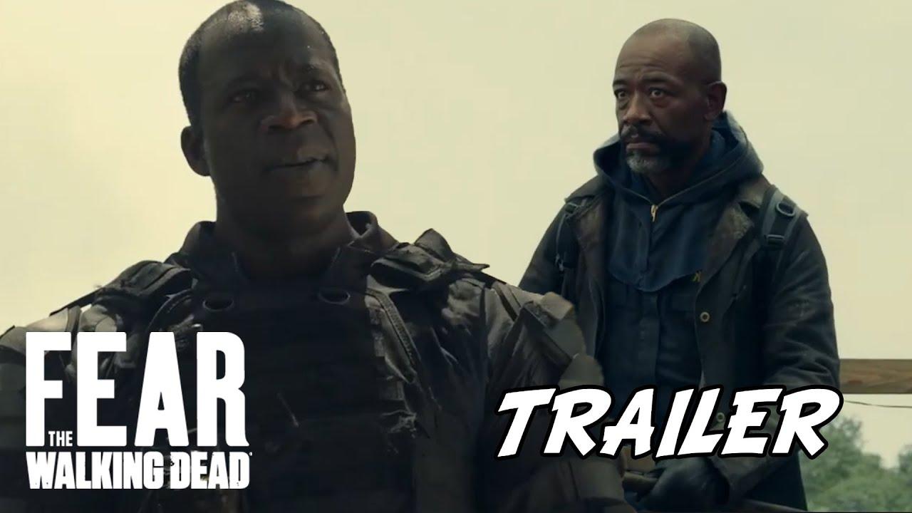 Download Fear The Walking Dead Season 7 Episode 4 Trailer 'Breathe With Me' Breakdown