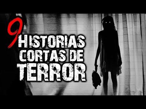 9 Historias cortas de terror XVIII │ MundoCreepy │ NightCrawler