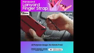 Ringke PARACORD LANYARD FINGER…