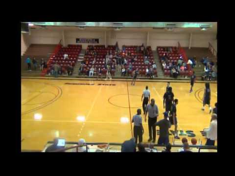 Semonole State College Trojan Basketball vs Murray State College