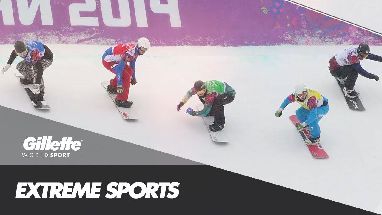 The Jarryd Hughes Story | Gillette World Sport