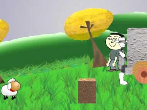 Video Animasi  - TASYA ANAK GEMBALA