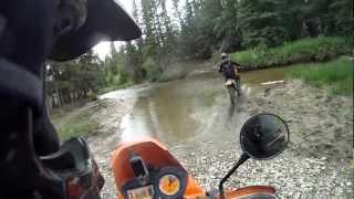 Cypress Hills - SK Dual Sport 2012 - KTM Adventure, KLR 650