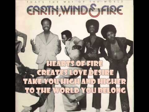 Earth wind and fire -That's the way of the world *HQ*