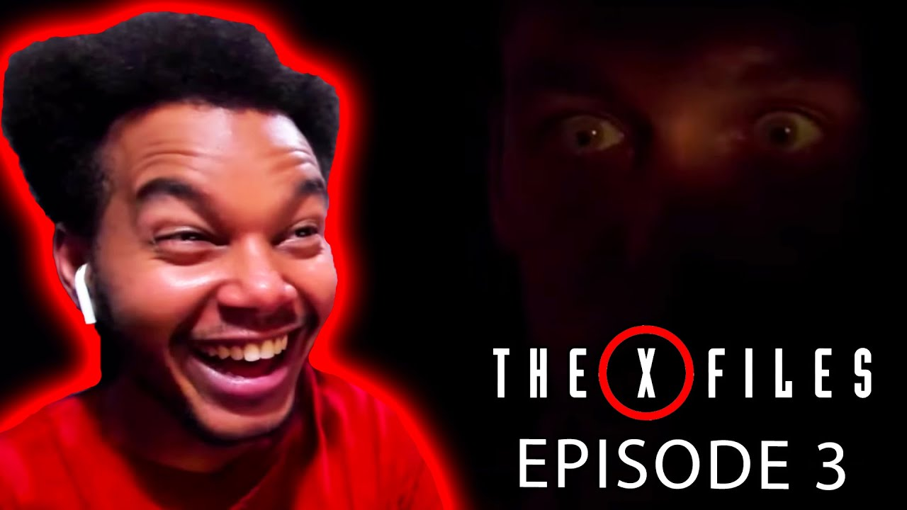 """Download The X-Files Season 1 Episode 3 """"Squeeze"""" REACTION!"""