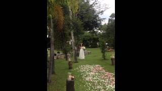 Tujhko Jo Paya Hindi Wedding Song (Faith+Deep) August 10, 2014