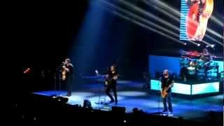 Nickelback - When we stand together live in Minsk, Belarus 31.10.2012