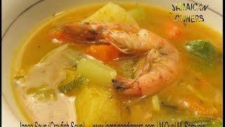 [27.25 MB] JANGA SOUP RIVER SHRIMPS OR CRAYFISH recipe