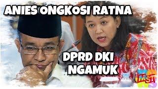 Anies Keluarkan Dana Publik Bagai Merogoh Dompet Sendiri! Kritik Keras Dilemparkan DPRD Jakarta!