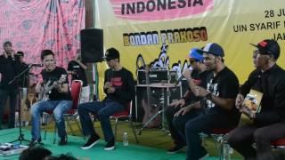 Bondan Prakoso & Fade2Black - It's All About Soul (LiveKustik)