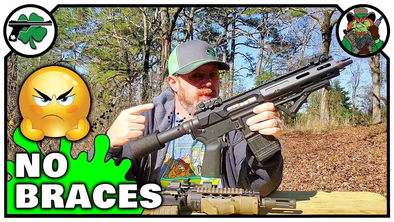 ATF & Stabilizing Braces   Hunters, Fudds, Jocks & Operators UNITE