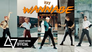 """ITZY """"WANNABE"""" Dance cover by K? From Thailand #DanceDistancing"""