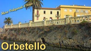 Orbetello - Mura poligonali d'Italia