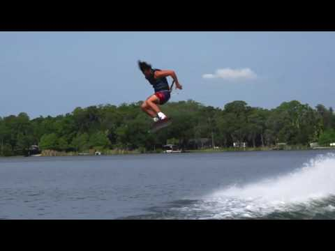 wakeboard video Real Wake 2016 Harley Clifford