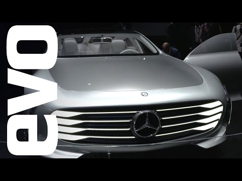 Mercedes at the 2015 Frankfurt motor show | evo MOTOR SHOWS