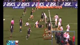 Penrith Panthers Top Ten Tries of 2014