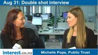 Double Shot Interview: Michelle Pope, Public Trust with Amanda Morrall