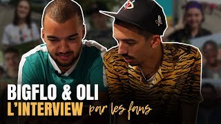 Bigflo et Oli : l'interview par les fans