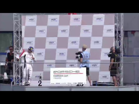 Porsche Carrera Cup France - Dijon-Prenois - Course 1