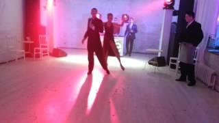 Аргентинское танго шоу. Por Una Cabeza (из к/ф Запах женщины).