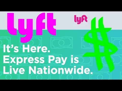Lyft Express Pay - Explained