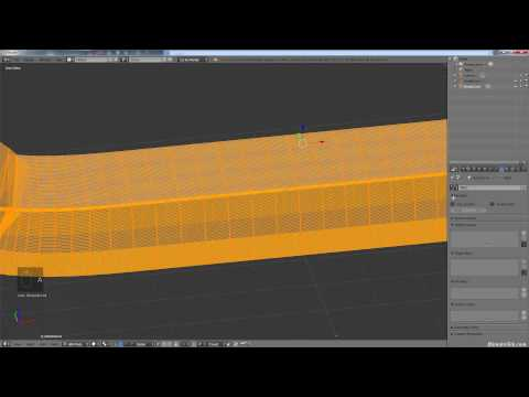 How to use NURB paths in Blender for Hard Surface Organic Meshes and Vehicles - 2.73 beta build
