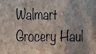 WW Grocery Haul !!