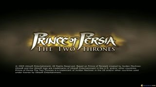 Prince of Persia: The Two Thrones gameplay (PC Game, 2005)
