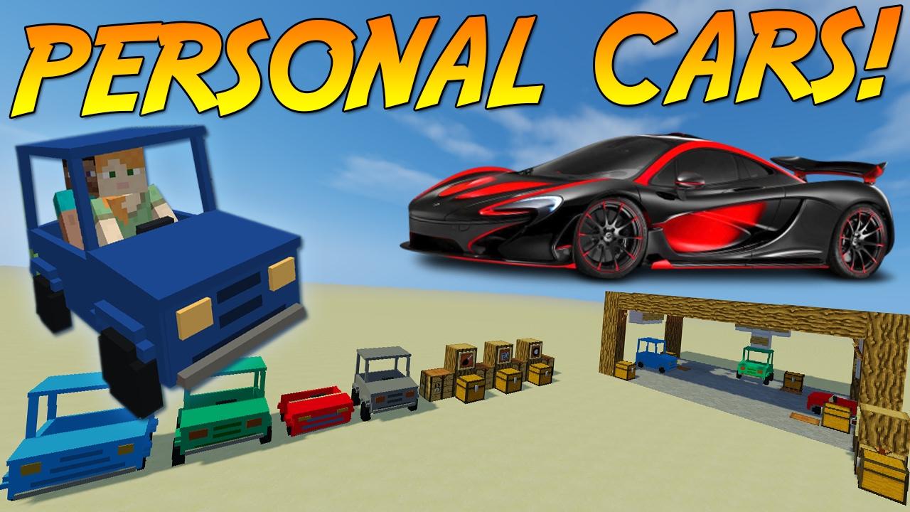 car plugin minecraft 1.12.2