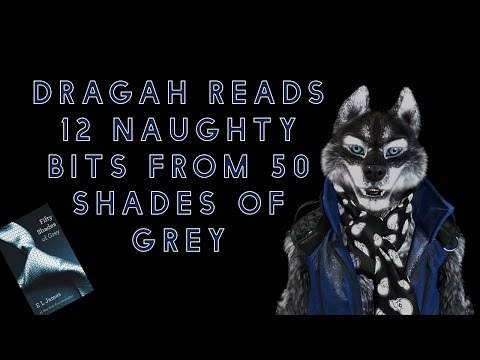 12 naughty bits from 50 shades of grey