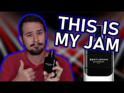 TOP WINTER FRAGRANCE - GIVENCHY GENTLEMAN EDP FRAGRANCE REVIEW