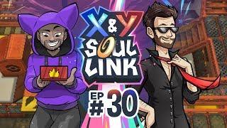 Pokémon X & Y Soul Link Randomized Nuzlocke w/ ShadyPenguinn - Ep 30 Respect For The General