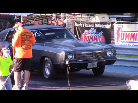 Street Fighter Coles County Dragway USA 7-7-18