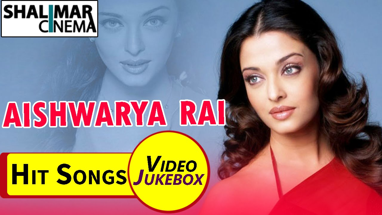 Aishwarya Rai Hit Video Songs  Best Collections -7533