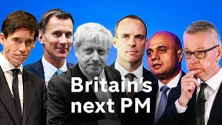 Gambar cover Britain's next PM: the Conservative Party leadership debate