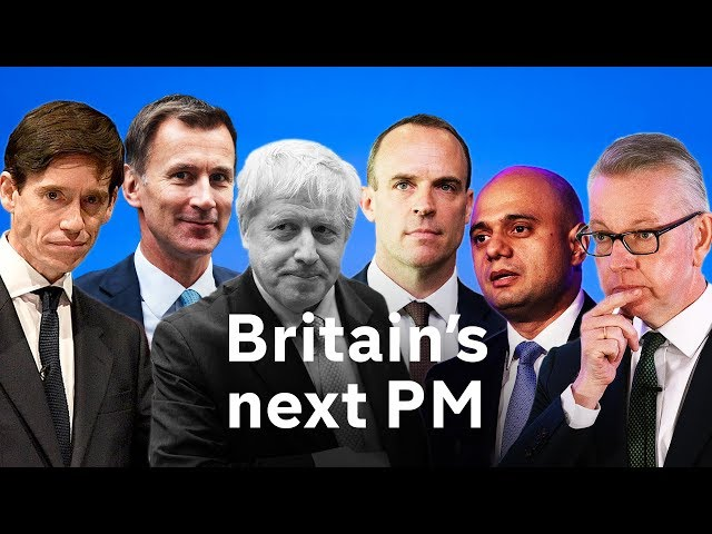 Britains next PM: the Conservative Party leadership debate