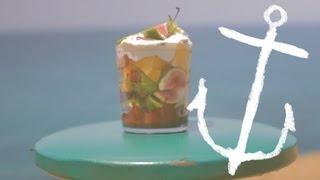 Poached Cherry and Fig Dessert Recipe Bondi Harvest