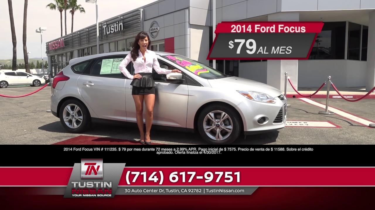Tustin Nissan Infomercial 4 15 2017 Youtube