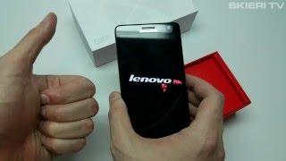 LENOVO S856 - HARD RESET