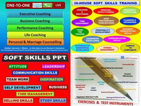 Soft Skills Training & Soft Skill PPT Resource Material - YouTube