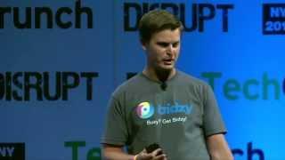 Bidzy |  Disrupt NY 2013 Startup Battlefield