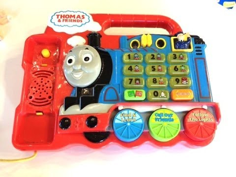 Thomas and Friends Trains themed Fun Game Review by PleaseCheckOut