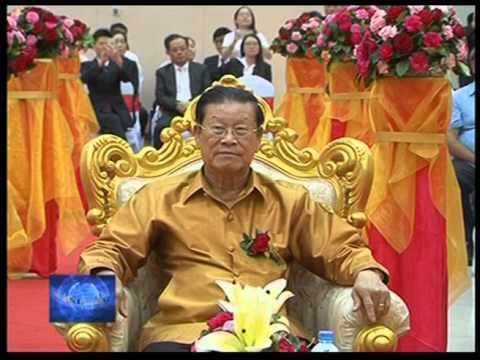 Lao National Television 18h 13/11/2015