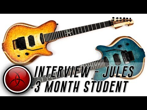 Interview with Jules Arlett, A Crimson Luthiery Student