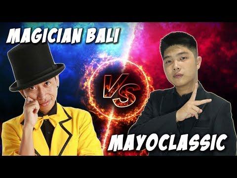 Magician Bali VS Magician Jakarta
