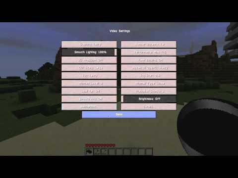 [TuT] Mehr FPS in Minecraft durch Mod Optifine