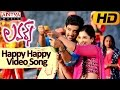 Happy Happy Full Video Song || Lovers Movie || Sumanth Aswin, Nanditha