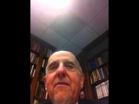 Rabbi Lookstein on tefilah