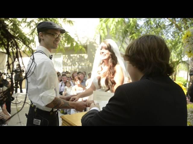 Luke and Kelseys Wedding video 08/04/2013