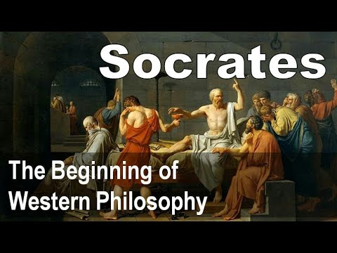 Socrates : The beginning of Western Political Philosophy ( in Hindi and English )